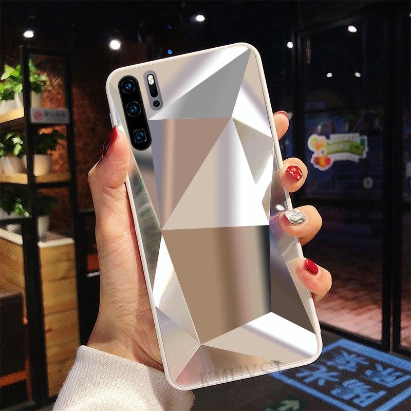 Роскошный 3D чехол со стразами для huawei P Smart Z Plus P20 P30 Pro mate 30 Honor 20 Lite чехол для huawei Y7 Y6 Y9 Prime чехол - Цвет: 8