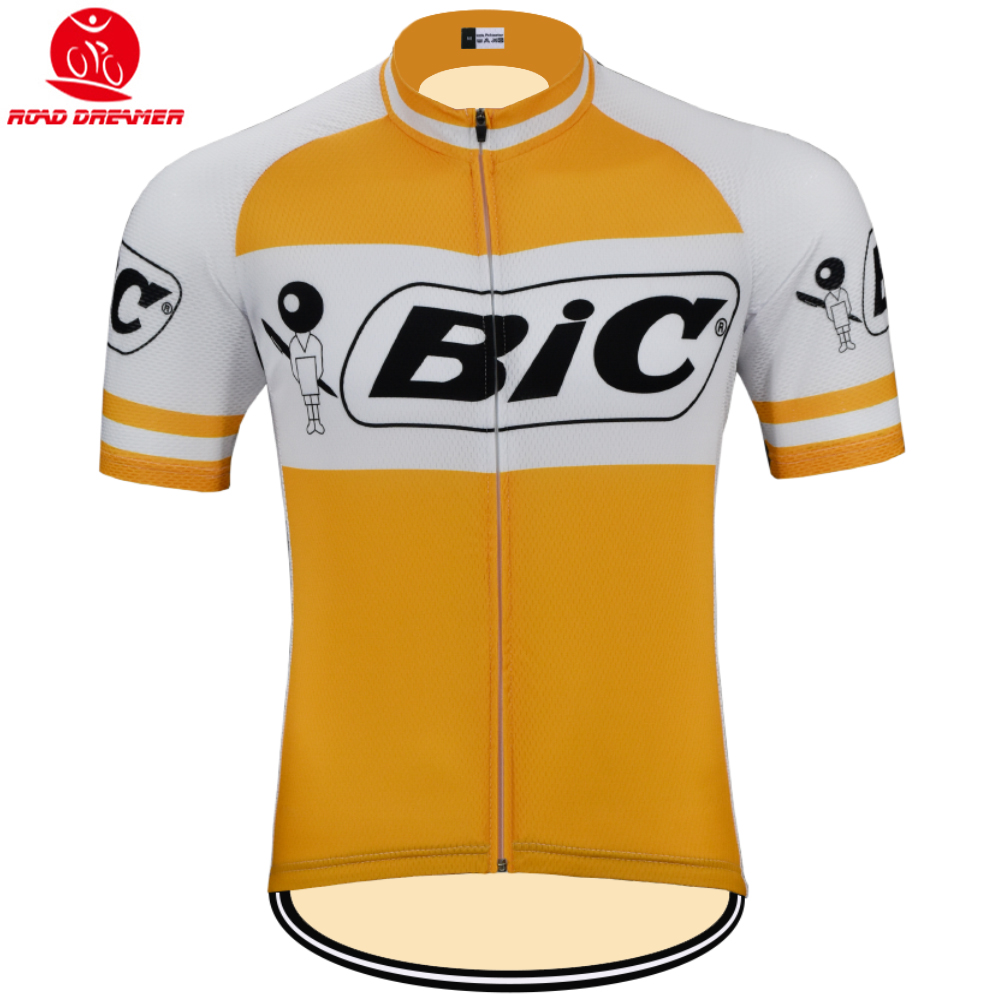 Buy cycling jersey men short sleeve orange and get free shipping on  AliExpress.com 948d2581f