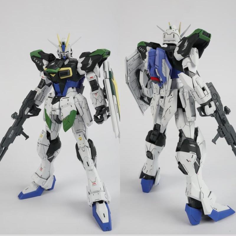 DABAN 8809 Gundam model MG 1/100 ZGMF-X56S Cannon Impulse Mobile Suit kids toys