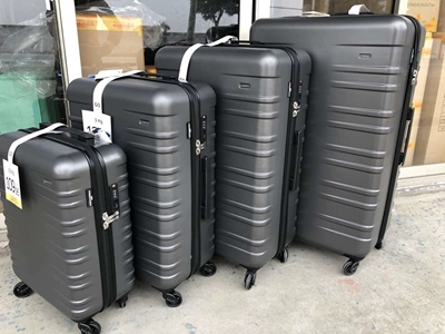 High Quality, Large Size, Suitable For Long-distance Travel Ultra-light PC Rolling Luggage Spinner Brand Travel Suitcase