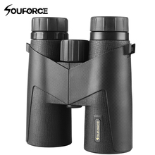 New 8X42/10X42 Binoculars Telescope Waterproof FMC Multilayer Green Film Professional Hunting Camping for Outdoor Watching uscamel 8x42 binoculars professional telescope military hd high power hunting outdoor green