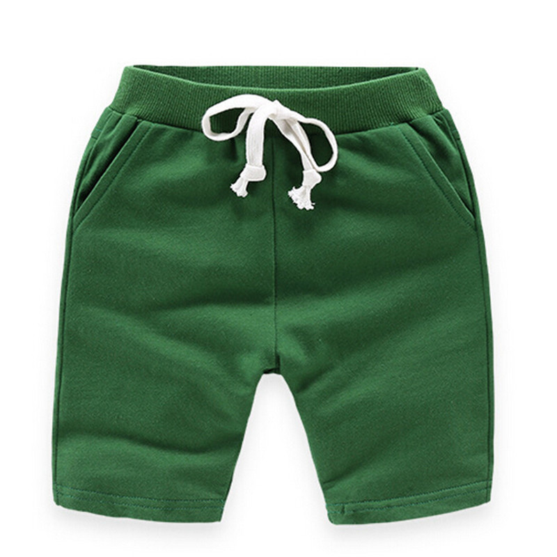 2017 New Hot Boy Shorts Baby Boy Summer Casual Panties Kids Short Pants Children Hot Season