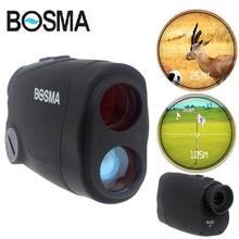 Free shipping!BOSMA LA-600m Golf Laser Range Rangefinder Distance Meter Speed Finder Measurer