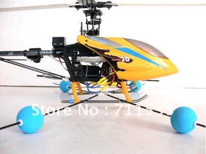 Landing Skid Set for 450 Size RC Helicopters Align Trex 450 SE V2 NEW spare part