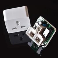 Wi fi smart socket airkiss mobile control NoD uino OpenPlug support ama zon echo