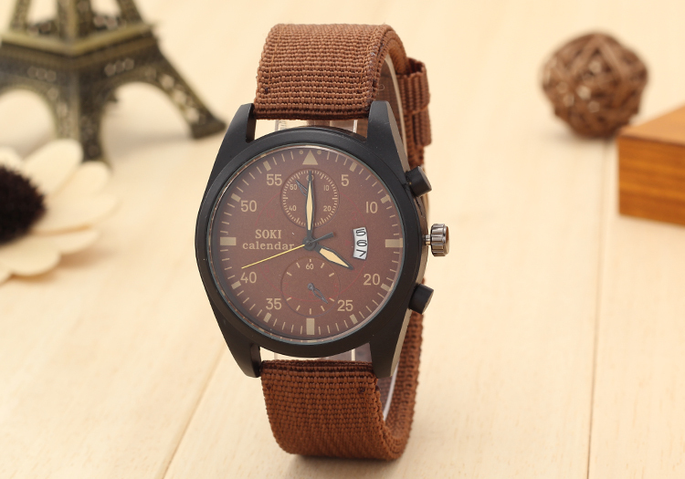 online buy whole latest mens watches from latest mens latest soki fashion men s watch high end brand men s wrist calendar waterproof military
