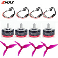 4 Pcs Emax rs2205s 2300kv/2600kv Cooling Motor+4 Pcs littlebee 30a ESC+4pcs 5051 Prop for QAV250  FPV acing Quadcopter