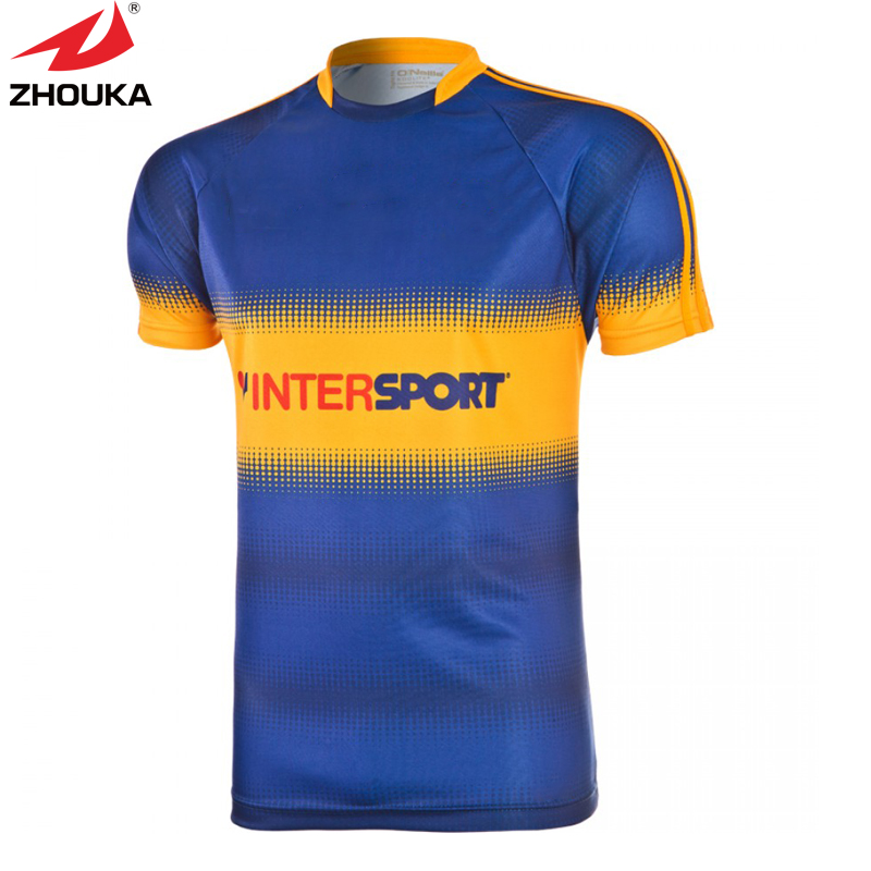 Buy full deepth customization football jerseys online custom made t shirt fan football jerseys make your own any logo for adult