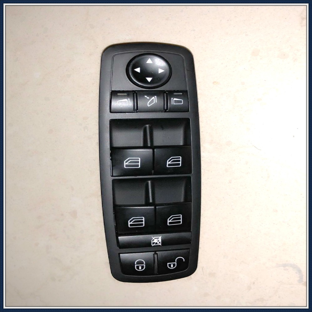 Power Window lock Switch Fits For Mercedes-Benz B-Klasse W245 W169 A-Klasse A1698206710 <font><b>1698206710</b></font> A 169 820 67 10 image