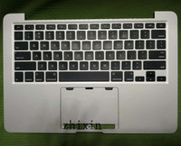 yourui Topcase With US Keyboard For Macbook Pro Retina 13 A1502 Top Case US Layout Late 2013 Mid 2014 without trackpad