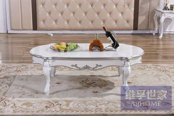 New classical tea table. European-style solid wood tea table.. Art painting the furniture. mahogany furniture solid wood dining side of ming and qing dynasties tea cabinet classical chinese rosewood cabinet bowl of win