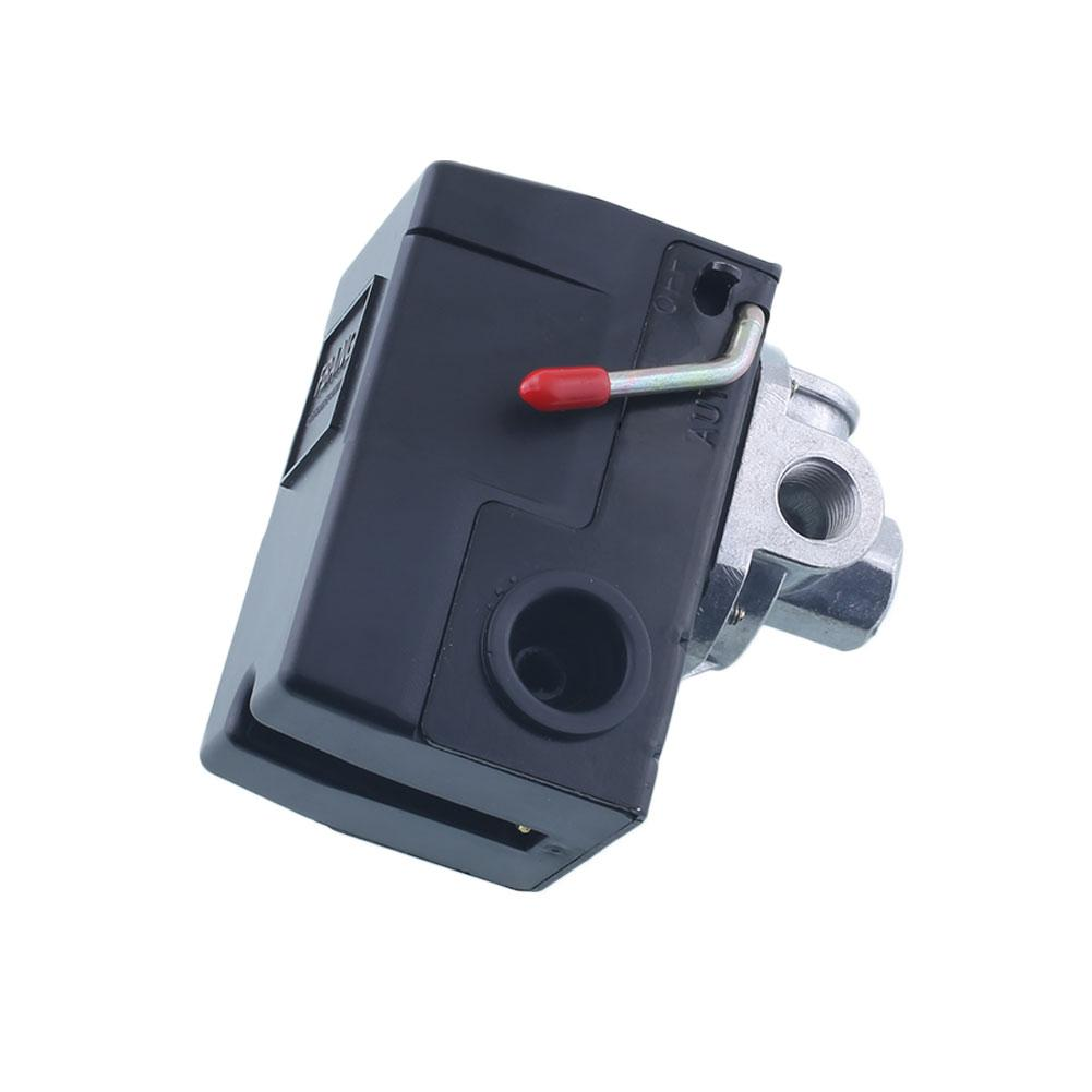 Pressure Switch Control Valve Air Compressor 4 PORT HEAVY DUTY 26 Parts electric pressure cooker parts float valve seal