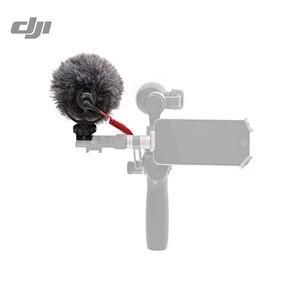 Image 3 - Dji Osmo Reed Videomicro Microfoon Hypercardioid Microfoon Compatibel Met Osmo Pocket Osmo Serie In Voorraad