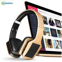 HANGRUI S650 Wireless Headphones Bluetooth Earphone Headphones With Microphone Bluetooth Headset For Iphone Xiaomi Meizu Huawei