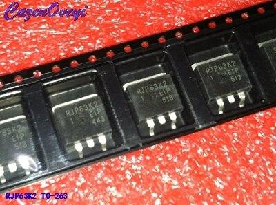 10pcs/lot RJP63K2 63K2 TO-263 In Stock