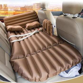 Camping Car Bed Car Mattress Inflatable Bed Children's Mattress Folding Cushion Home Car Driving      Colchon Inflable Para Auto