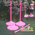 4pieces/lot muli-function doll holder for monster high dolls for barbie doll for blythe for 1/6BJD doll holders