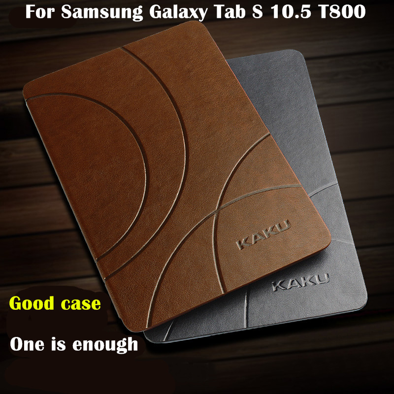 KK British Classic Magnet Smart Case For Samsung Galaxy Tab S 10.5 inch T800 / T801 / T805 tablet case Flip Cover classic smart cover