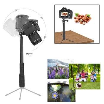 "Action Camera 43"" diving Extendable Aluminium Go Pro selfie Stick Monopod For GoPro HERO 8 7 6/5 SJCAM For Xiaomi Yi 4k 2"