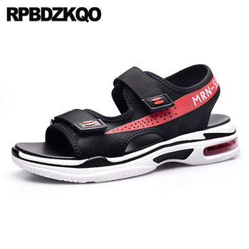 Fashion Strap Designer Native Outdoor Casual Sport Open Toe Beach 2018 Roman Men Gladiator Sandals Summer Sneakers Black Shoes