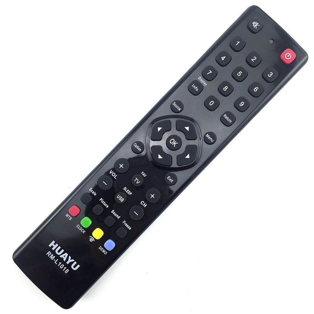remote control suitable for tcl RM-L1018 RC3000E02 RC3000M13 RC3000N02 RC3000M11 TV LCD LED ONIDA chunghop rm l7 multifunctional learning remote control silver