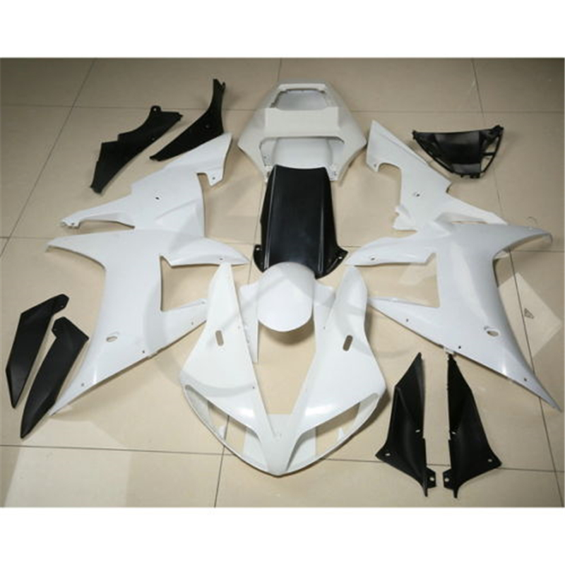 INJECTION Fairing Bodywork Kit For YAMAHA YZF R1 YZF R1 2002 2003 Unpainted Motorcycle Accessories