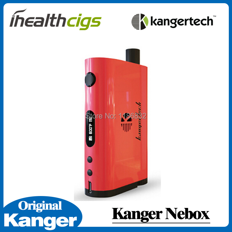 100% Original Kanger Nebox Temperature Control All-in-One Starter Kit