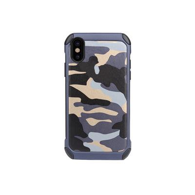 iPhone X ミリタリー 迷彩