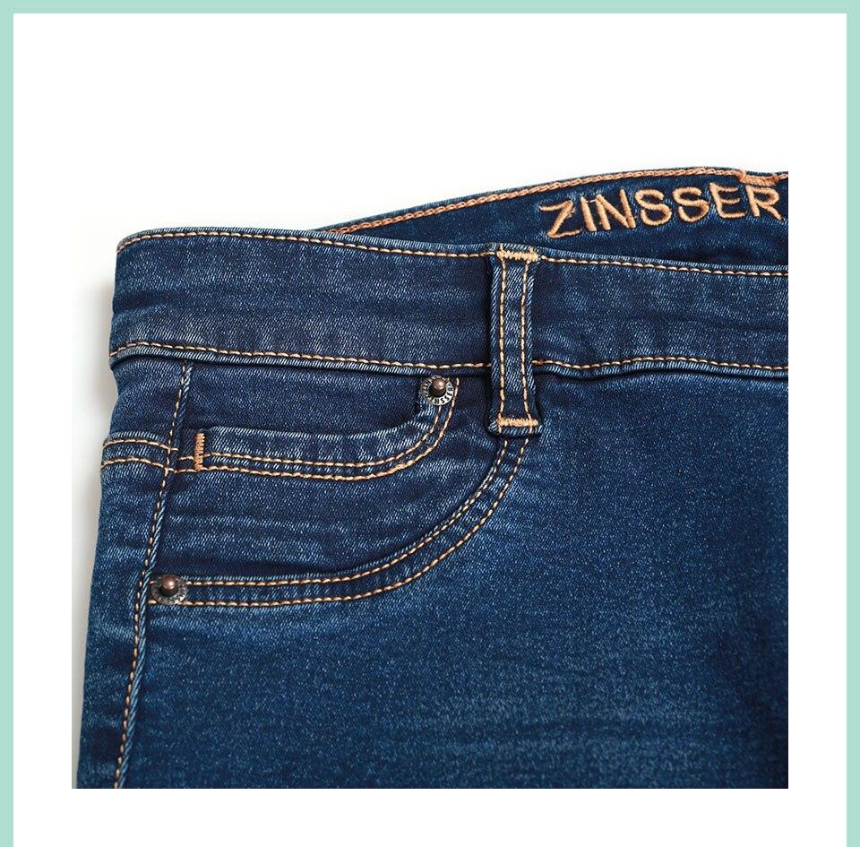 Autumn Winter Women Denim Skinny Pants Super Stretch Fake Front Pocket Waist Blue Grey Black White Slim Elastic Lady Jeans 31