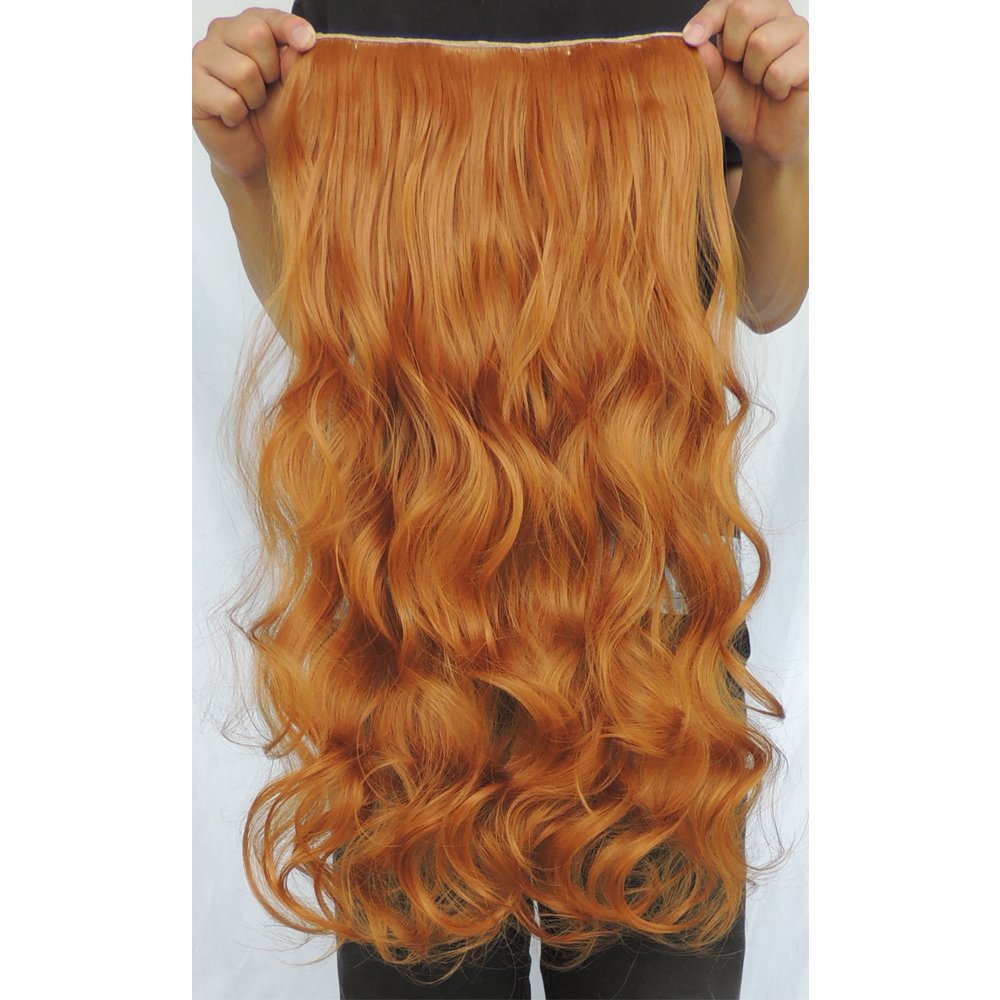 Ginger hair extension cosplay 24 inch curly clip in extensions ginger hair extension cosplay 24 inch curly clip in extensions pieces long synthetic extensiones fast sexy hairpiece on aliexpress alibaba group pmusecretfo Gallery
