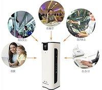 Industrielle 3g routeur WCDMA B1 2100 MHz mini pocket voyage wifi hotspot 3g wifi routeur avec sim carte slot
