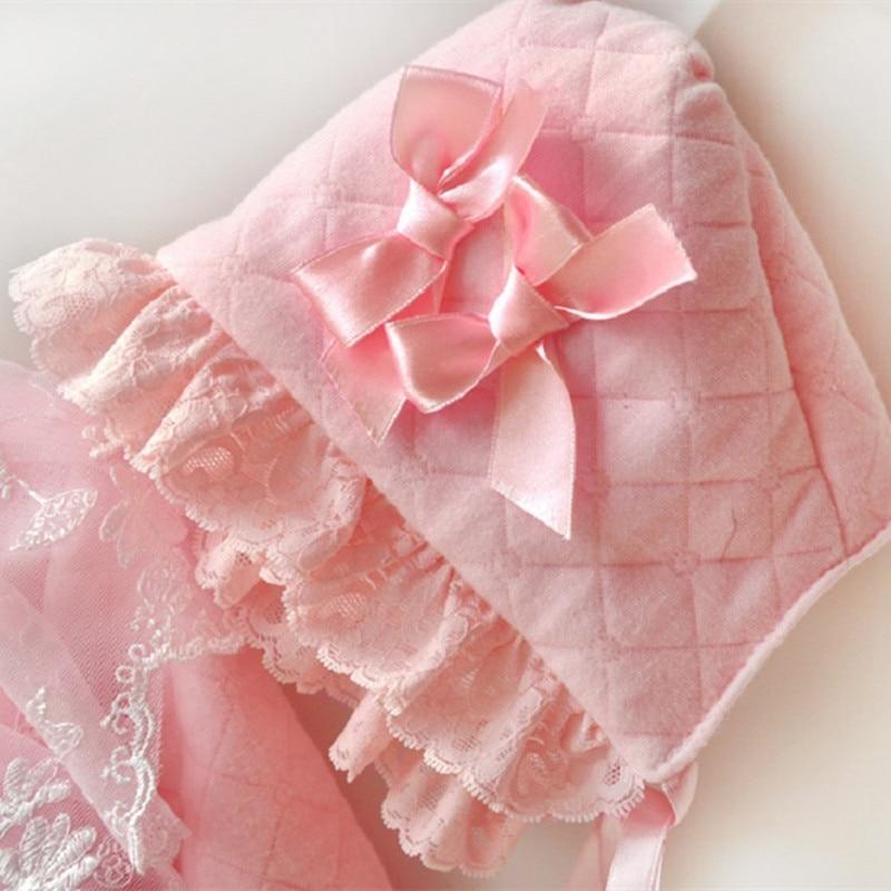 Bebé recién nacido ropa de niña de algodón de aire de invierno - Ropa de bebé - foto 4