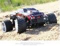 Rastreadores de Rock RC Coche 2.4G 4WD Bigfoot Coche de Control Remoto de Coches de Conducción de Coches de Doble Motores de Accionamiento Modelo Off-Vehículo de Juguete