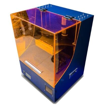 new Super KingKong SLA/DLP/LCD 3d printer largest print volume 200*170*280mm high precision Impresora 450nm UV resin
