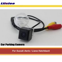 Liislee Camera For Suzuki Aerio / Liana Hatchback / Car Rear View Reversing Camera / Color NTSC or PAL