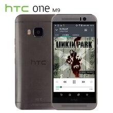 """Ursprünglicher freigesetzter htc one m9 lte 4g android handy octa-core 3 gb ram 32 gb rom 5,0 """"20,0 mp smartphone"""