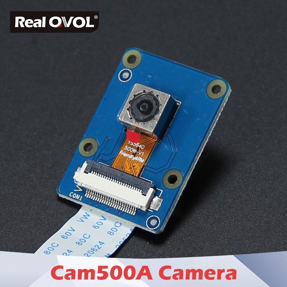 RealQvol CAM500A High Definition Camera , 5M Pixel