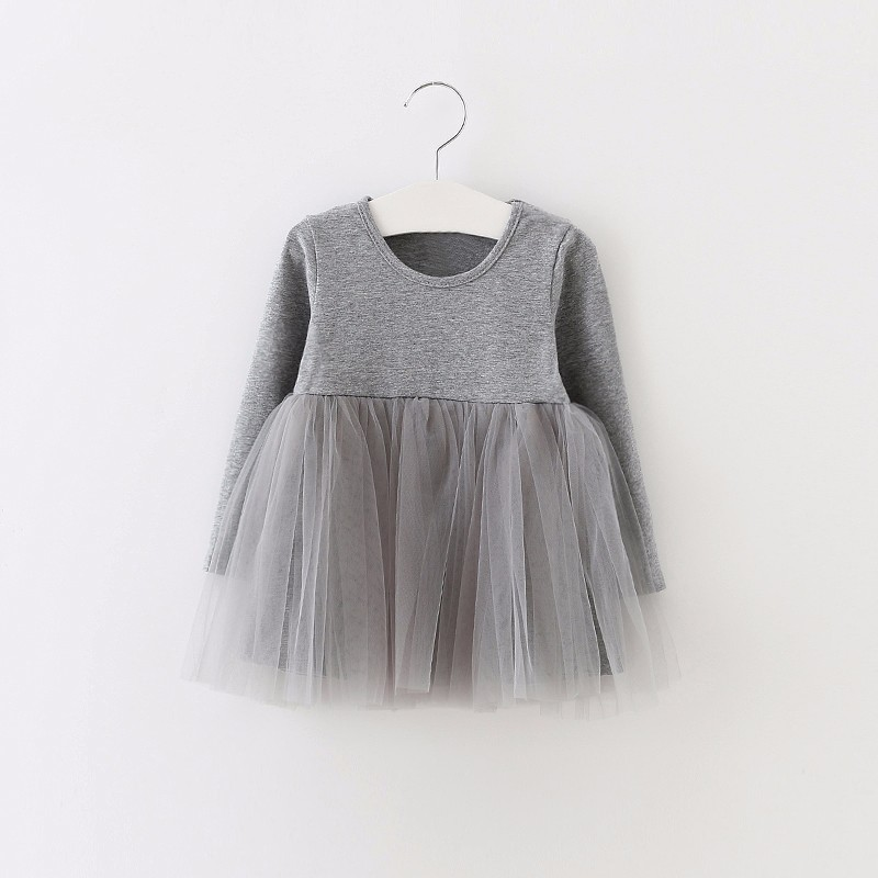 Sun Moon Kids dress for girls 100% cotton baby girl dress cute clothes newborn infant 1 year birthday dress bebes vestidos sun moon kids baby dress 2017 long sleeve 1 year birthday dress casual ruffles newborn baby girl clothes princess tutu dresses