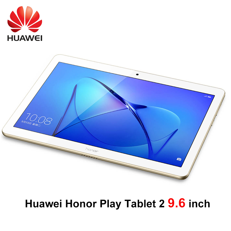 Huawei MediaPad T3 10 Huawei honor Play tablette 2 9.6 pouces LTE/wifi Snapdragon425 2G/3G 16g/32G Andriod 7 4800 mah IPS tablette pc