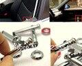 4 PCS Billet Dentro Fechadura Da Porta botão Pinos Apare para VW Golf Jetta Passat CC Scirocco
