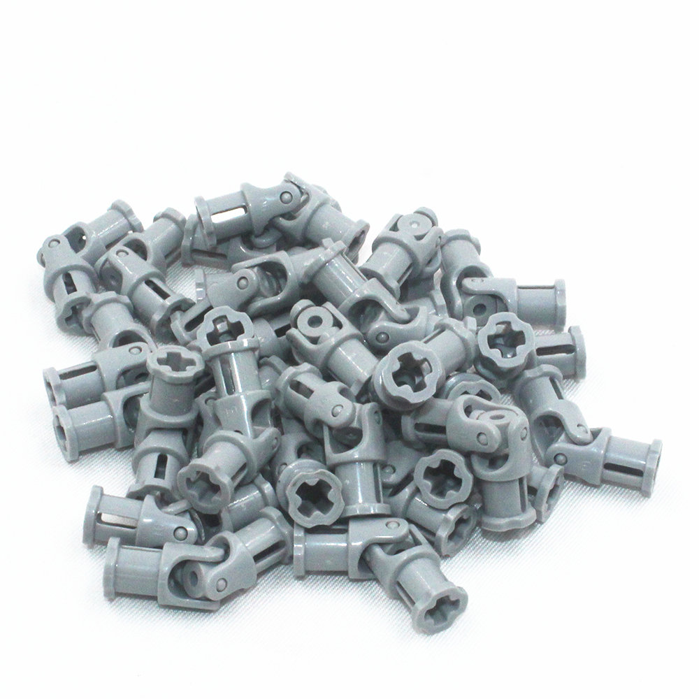 Building Blocks BulkTechnic Parts 10pcs UNIVERSAL JOINT Compatible With Lego For Kids Boys Toy MOC4525904