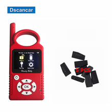 Handy Baby CBAY Hand-held Auto Chip Key Programmer for 4C/4D/46/48 Chips V7.0 Get 5 PC ID46 Chip