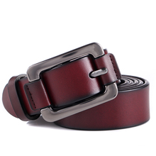 Casual Fashion Genuine Womes's Leather Belt