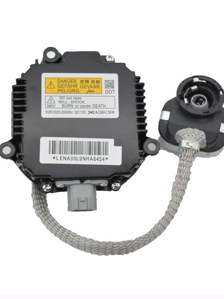 Xenon Headlight Control Unit Ballast D2S D2R 28474-8991B For Renault Koleos Civic VIII Subaru Impreza WRX STI Forester III Mk3