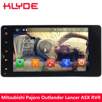 KLYDE 4G Octa Core Android 8 4GB RAM 32GB ROM Car DVD Player Stereo Radio For Mitsubishi ASX RVR Outlander Lancer 2013 2014 2015