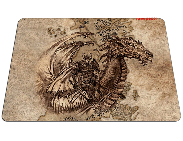 Seven Kingdoms Dragon Mousepad