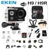 EKEN H9 Action Camera H9R Ultra HD 4K 25fps WiFi 2 0 170D Underwater Helmet Cam
