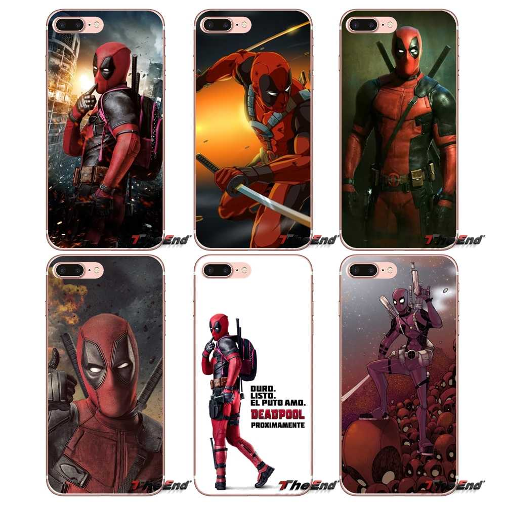 Accessories Phone Cases Covers Deadpool For Samsung Galaxy S2 S3 ...