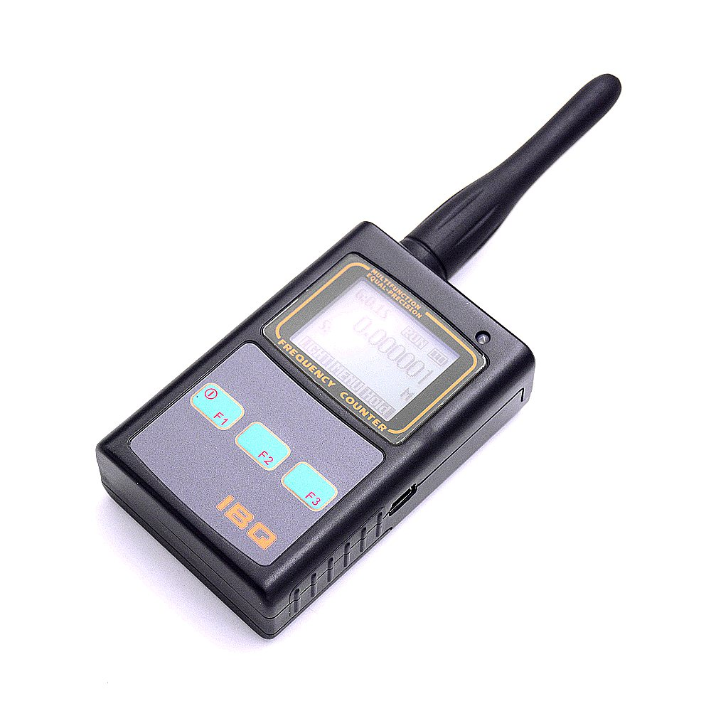 Baofeng Digital Frequency Tester IBQ-102 Portable Meter Counter 10Hz -2.6GHz with Antenna for Ham Radio Mini Frequency MeterBaofeng Digital Frequency Tester IBQ-102 Portable Meter Counter 10Hz -2.6GHz with Antenna for Ham Radio Mini Frequency Meter