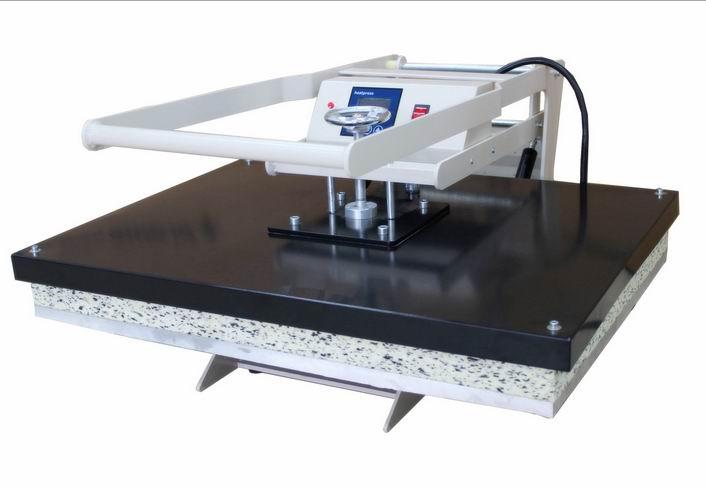 workbench size: 60x 80cm(23X 31) large format heat press machine big size heat press machine by hand hand large heat press machine with worktable size 50x 100cm